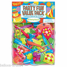 48 Piece Fun GAMES Party Loot Value Favour Mix Pack
