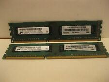 *NICE* MAJOR BRAND 2GB DDR3 (1X 2GB) 2RX8 PC3 8500U 1066  Desktop Memory Ram