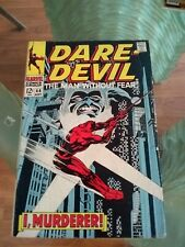 Dare Devil #44 The Man Without Fear  Marvel Comics