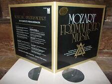 MOZART: Complete Masonic music=Freimauer Musik > Vienna Maag /FSM Germany stereo