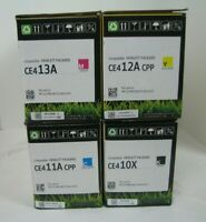 For HP CLJ Pro. Magenta,Yellow,Cyan,Black-CE413A/CE412A/CE411A/CE410X toner set