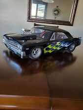rc cars electric 1/10 brushless losi no prep used drag car