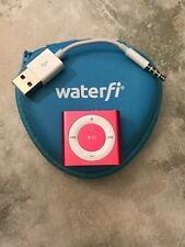 Waterproof Apple iPod Shuffle 4th Generation 2GB - Pink Waterfi VGC