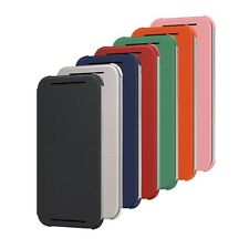 Official HTC One M8 Flip Smart Protective Phone Case Cover HC V941