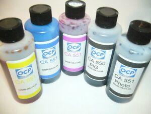 GENUINE OCP INK CARTRIDGES COMPATIBLE WITH CANON iP7250 MX925 6450 PGI 550 551
