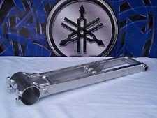 Stock Length Yamaha BANSHEE Swingarm Round Housing Carrier Powder Chrome Atv