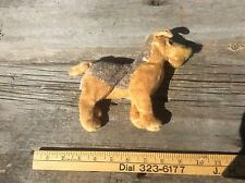Ty Whiskers Dog Stuffed Doll , Vintage Toy, Beanie Baby