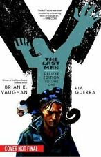 Y: The Last Man Book One Deluxe Edition-ExLibrary