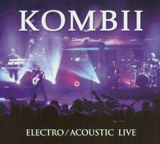 CD de musique live pour Electro