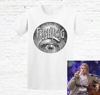 Frightwig T-Shirt (nirvana/kurt cobain/unplugged)
