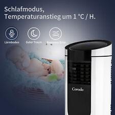 Set Mobile Klimaanlage Corodo Mobiles Klimagerät 4in1 Klimageräte 9000btu EEK A