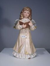 +# A007762 Goebel Archiv Muster Champagne Engel mit Liederbuch, groß