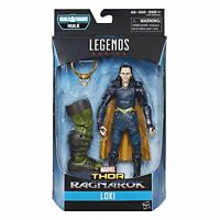 "MARVEL LEGENDS BAF (HULK) SERIES 6"" ACTION FIGURE - Loki (Thor Ragnarok) **NEW**"