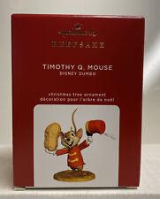 2020 Hallmark Ornament Timothy Q. Mouse Disney Dumbo Limited