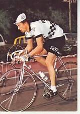 CYCLISME carte cycliste ALAIN MEUNIER équipe PEUGEOT- ESSO