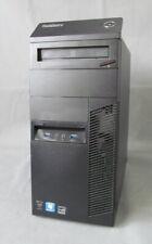 PC System Lenovo ThinkCentre M83 3,5GHz 4GB RAM 120GB SSD + 500 GB HDD WIN 10