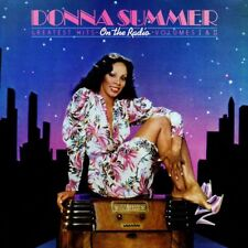 Donna Summer ON THE RADIO: GREATEST HITS VOLUMES I & II Best Of NEW VINYl 2 LP