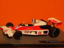 1976 Formula 1  James Hunt  Mclaren M23  1:43 Scale