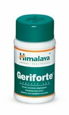Himalaya Geriforte TABLETS Rejuvenates both body & mind (Pack of 100 Tablets)