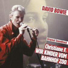 Christiane F. - David Bowie (2001, CD NIEUW)