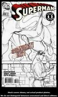 Superman (2nd Series) 650-2 Terry Dodson Sketch Variant DC 2006 VF/NM
