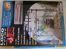 **aa Loco Revue n°722 CC 40100 LS Models / Automotrice Z 4900 / Le PK 405