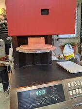 Jelenko Commodore Vpf Porcelain Oven W/ Pump Used Dental Lab Equipment
