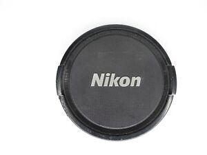 Nikon Genuine 77mm Front Camera Lens Cap For AF / AF-S (Damaged On One Side)