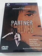 PARTNER (1968) FILM DVD BERNARDO BERTOLUCCI SLIPCASE SPED GRATIS SU + ACQUISTI