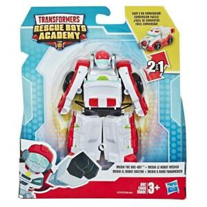 Transformers Rescue Bots Academy Medix The Doc-Bot Playskool Heroes Toy Hasbro