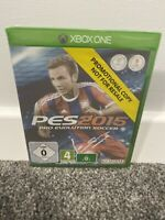 Pro Evolution Soccer 2015 PES 2015 Xbox One Promotional Copy