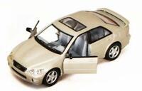 "Kinsmart Lexus IS300 Sedan 1:36 scale diecast model car Toy 5"" 5046D Champagne"