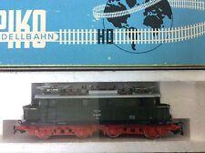 HO 1:87 SCALE PIKO E-LOCOMOTIVE  East German Railroad