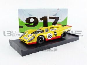 BRUMM 1/43 - PORSCHE 917 K - LE MANS 1970 - R254