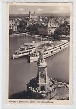 AK Lindau, Bodensee, Schiffe Allgäu u. Lindau, 1951