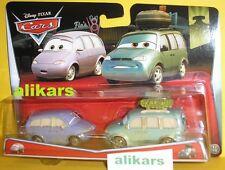 C2- Lost in the Desert Mini + Van 17/19 Radiator Springs 1:55 Disney Pixar Cars