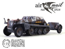 Sd.Kfz. 252 with Sd.Anh.3 WWII 1941 Year 1/72 Scale ALTAYA Collectible Model Car