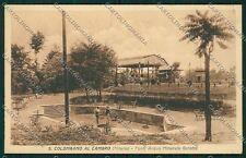 Milano San Colombano al Lambro cartolina QQ8562