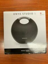 Harman Kardon Onyx Studio 5 Portable Bluetooth Wireless Speaker Black