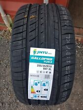 £60 cash 255 35 ZR 18 94Y XL Jinyu YU63 Gallopro new tyre 2553518 255.35.18