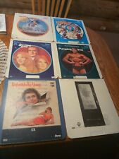 Lot Of 6 CED Video Discs