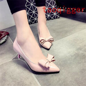 Women High Heel Stilettos Suede Pointy Party Formal Shoes Multicolor Party Shoes