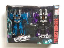 Transformers War for Cybertron Earthrise Seeker 2-PK Skywarp/ Thundercracker NEW