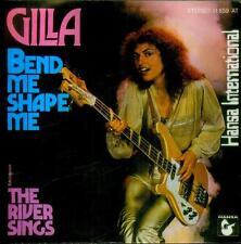 "7"" Gilla/Bend Me Shape Me (D)"