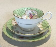 GRAFTON - CUP, SAUCER PLATE - VINTAGE - MADE IN ENGLAND - No. 6581