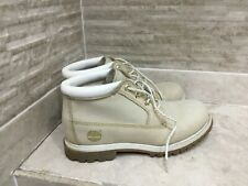 Timberland Waterproof Nellie Chukka In Sand Size 7W UK5