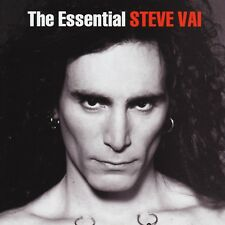 STEVE VAI (2 CD) THE ESSENTIAL ~ GUITAR GREATEST HITS / BEST OF *NEW*