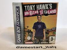 TONY HAWK'S AMERICAN SK8LAND - NINTENDO GAME BOY ADVANCE GBA - NUOVO SIGILLATO