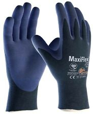 MaxiFlex Elite 34-274 Nitrile Foam Palm Work Gloves Lightweight & High Dexterity