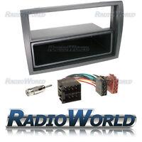 Fiat Ducato 06 to 2010 Stereo Radio Fitting KIT Fascia Panel Adapter Single Din